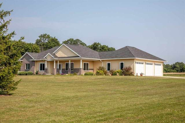 1333 190th St, Waverly, IA 50677 (MLS #20213534) :: Amy Wienands Real Estate