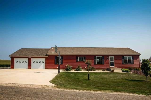 906 Main Street, Brandon, IA 52210 (MLS #20213555) :: Amy Wienands Real Estate