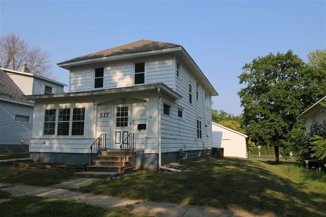 517 1st Ave Nw, Oelwein, IA 50662 (MLS #20213558) :: Amy Wienands Real Estate