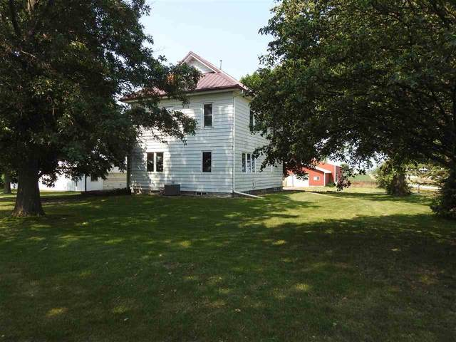 3230 220th Street, Sumner, IA 50674 (MLS #20213567) :: Amy Wienands Real Estate