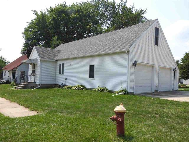 631 Chicago Street, Sumner, IA 50674 (MLS #20213594) :: Amy Wienands Real Estate