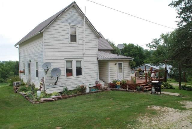 25672 Pilot Road, Hawkeye, IA 52147 (MLS #20213618) :: Amy Wienands Real Estate
