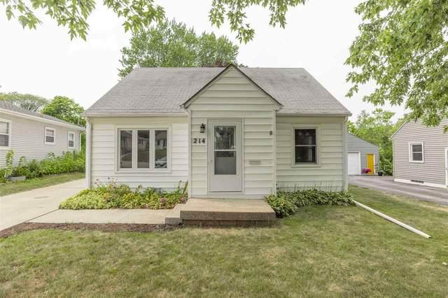 214 Auburn Street, Waterloo, IA 50701 (MLS #20213622) :: Amy Wienands Real Estate
