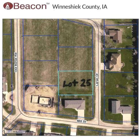 Lot 25 Largo Drive, Spillville, IA 52168 (MLS #20150288) :: Amy Wienands Real Estate