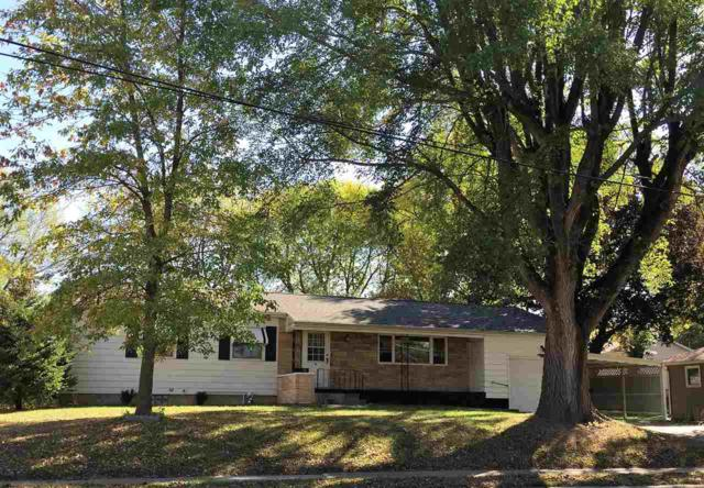 1918 5th Street, Gilbertville, IA 50634 (MLS #20175550) :: Amy Wienands Real Estate