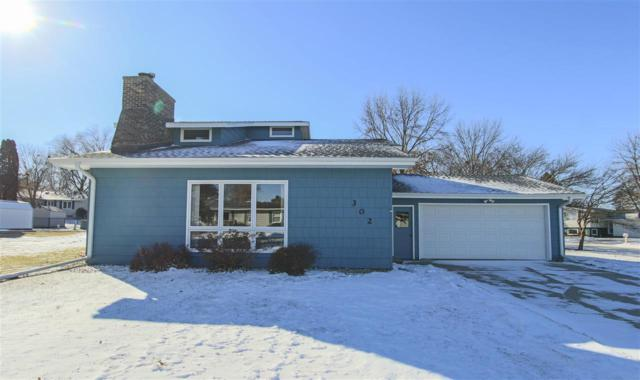 302 Thelma Street, Hudson, IA 50643 (MLS #20180146) :: Amy Wienands Real Estate