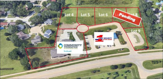 Lot 6 Midway Business Park, Cedar Falls, IA 50613 (MLS #20180400) :: Amy Wienands Real Estate