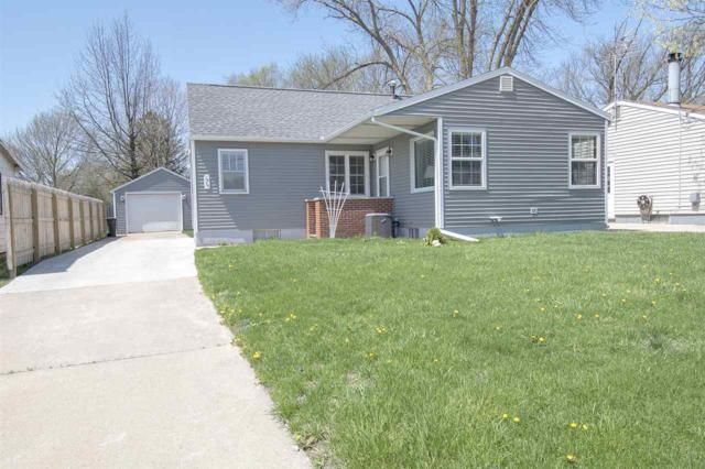 1434 Ansborough Avenue, Waterloo, IA 50701 (MLS #20182329) :: Amy Wienands Real Estate