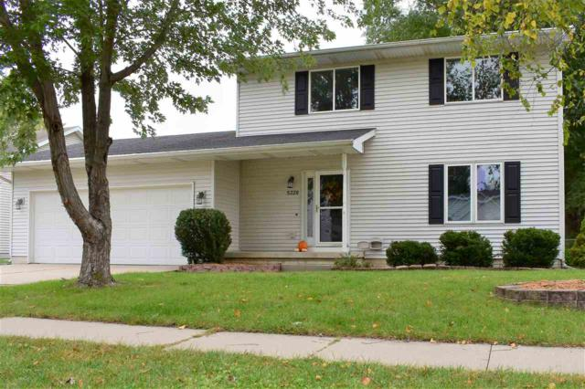 5320 Carey Drive, Cedar Falls, IA 50613 (MLS #20184391) :: Amy Wienands Real Estate