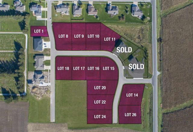 Lot 10 Southridge 2nd Addition, Reinbeck, IA 50669 (MLS #20185555) :: Amy Wienands Real Estate