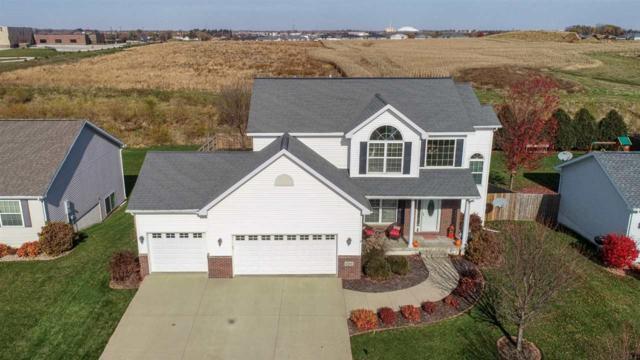 2405 Erik Road, Cedar Falls, IA 50613 (MLS #20185724) :: Amy Wienands Real Estate