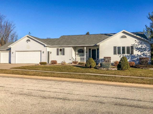 1008 Kenyon Drive, Waverly, IA 50677 (MLS #20186135) :: Amy Wienands Real Estate