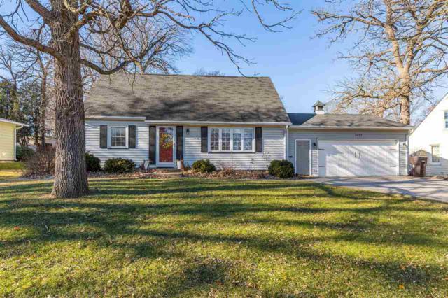 3015 Cedar Heights Drive, Cedar Falls, IA 50613 (MLS #20190159) :: Amy Wienands Real Estate