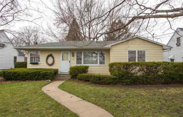 123 S Washington Street, Hudson, IA 50643 (MLS #20191090) :: Amy Wienands Real Estate