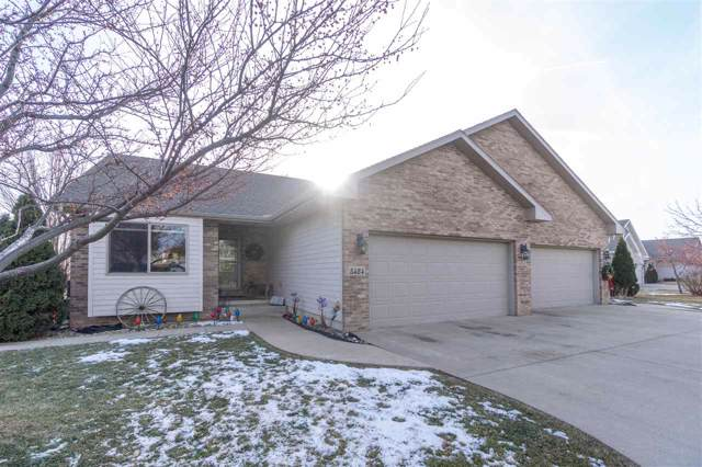 5424 Meadowlark Drive, Cedar Falls, IA 50613 (MLS #20193189) :: Amy Wienands Real Estate