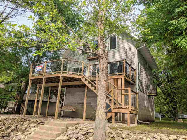 28711 Pirates Lane, Eastman, WI 54626 (MLS #20193408) :: Amy Wienands Real Estate