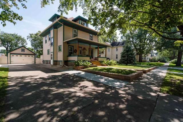 802 State Street, Cedar Falls, IA 50613 (MLS #20194799) :: Amy Wienands Real Estate