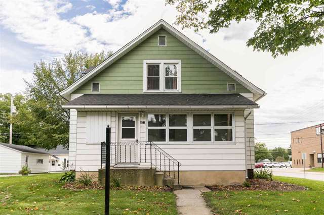 801 New Street, Manchester, IA 52057 (MLS #20195253) :: Amy Wienands Real Estate