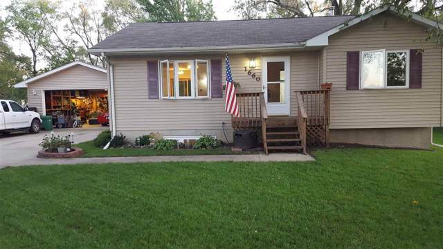1660 W Gilbert, Evansdale, IA 50707 (MLS #20195489) :: Amy Wienands Real Estate