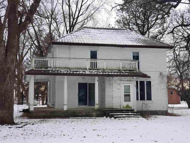 410 Oak St., Elma, IA 50628 (MLS #20200102) :: Amy Wienands Real Estate