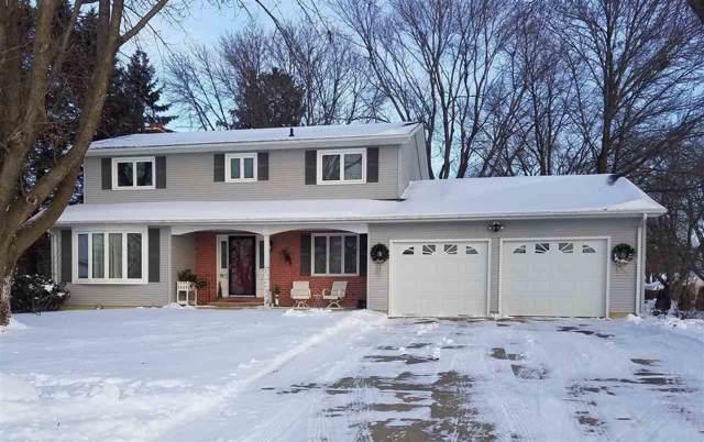 814 Malone Avenue, Readlyn, IA 50668 (MLS #20200259) :: Amy Wienands Real Estate