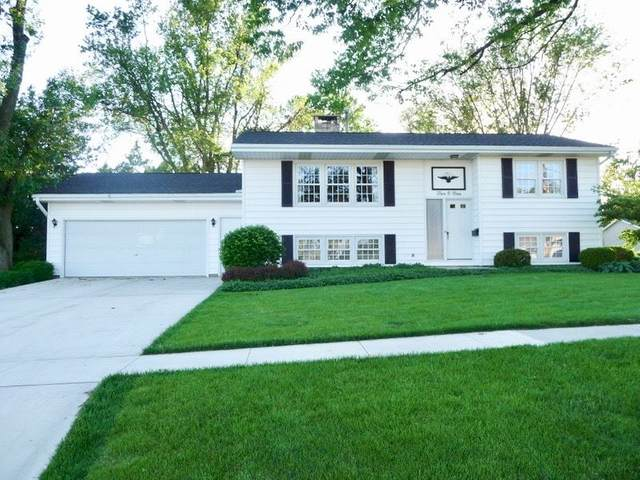 509 Lincoln, Parkersburg, IA 50665 (MLS #20200551) :: Amy Wienands Real Estate