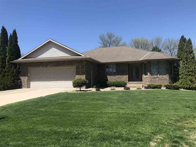 808 Sunset Street, New Hampton, IA 50659 (MLS #20200651) :: Amy Wienands Real Estate