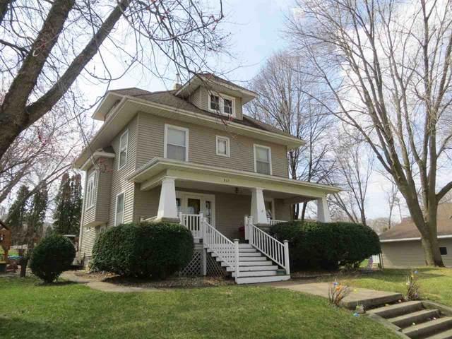 917 Caldwell Street, Aplington, IA 50604 (MLS #20200690) :: Amy Wienands Real Estate