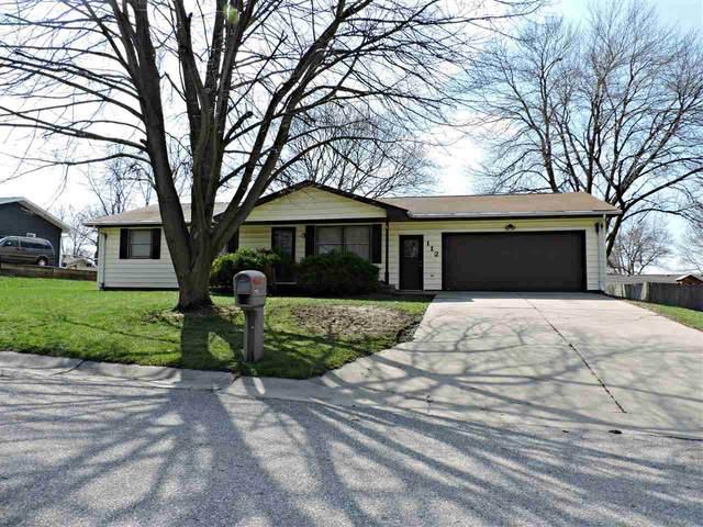 112 Celeste Street, Hudson, IA 50643 (MLS #20200928) :: Amy Wienands Real Estate