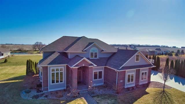 3222 Pendleton Drive, Cedar Falls, IA 50613 (MLS #20201239) :: Amy Wienands Real Estate