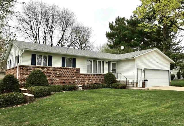 223 Broadway Avenue, New Hampton, IA 50659 (MLS #20201437) :: Amy Wienands Real Estate