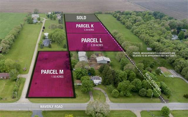 Lot M Waverly Road, Cedar Falls, IA 50613 (MLS #20201520) :: Amy Wienands Real Estate