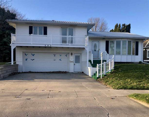 207 K Avenue, Grundy Center, IA 50638 (MLS #20201632) :: Amy Wienands Real Estate