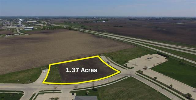 2nd Addn. Lot 2 Country Club Business Center, Waterloo, IA 50701 (MLS #20201668) :: Amy Wienands Real Estate