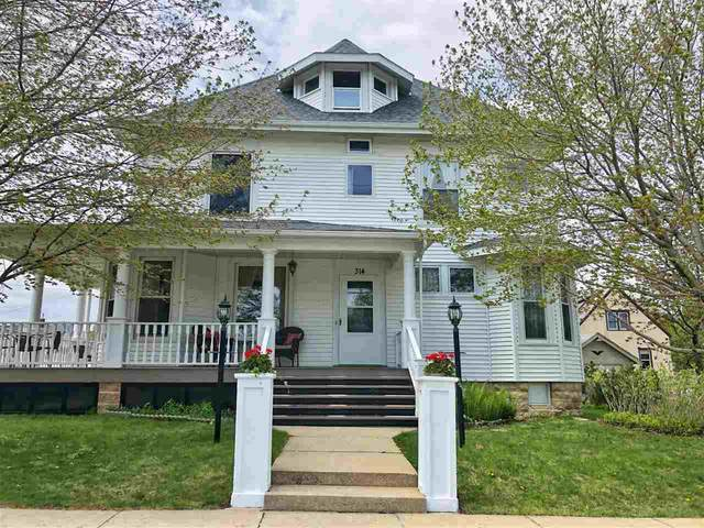 314 E 2nd Street, Cresco, IA 52136 (MLS #20201782) :: Amy Wienands Real Estate