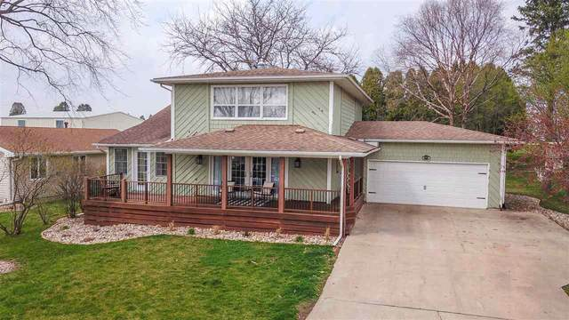 1521 Cantebury Circle, Grundy Center, IA 50638 (MLS #20201785) :: Amy Wienands Real Estate