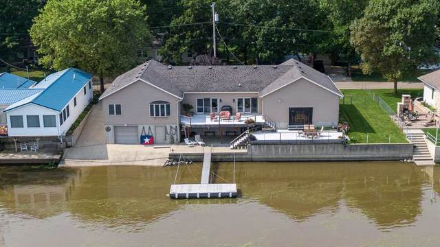 430 River View Road, Guttenberg, IA 52052 (MLS #20201894) :: Amy Wienands Real Estate