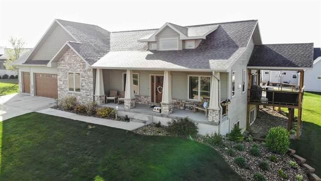 4415 Blair Ridge, Cedar Falls, IA 50613 (MLS #20202087) :: Amy Wienands Real Estate