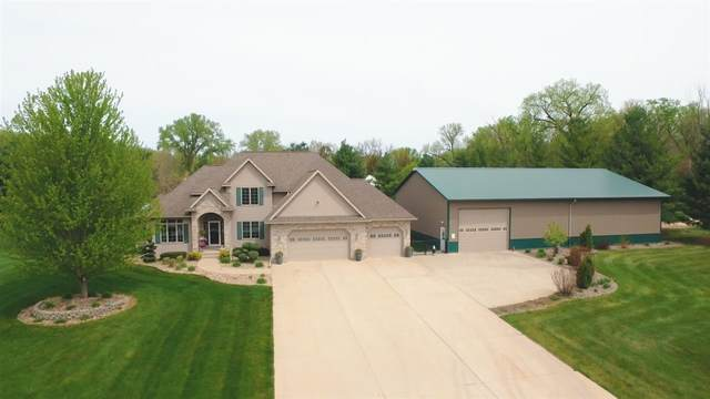5710 Timber Ridge Road, Cedar Falls, IA 50613 (MLS #20202093) :: Amy Wienands Real Estate