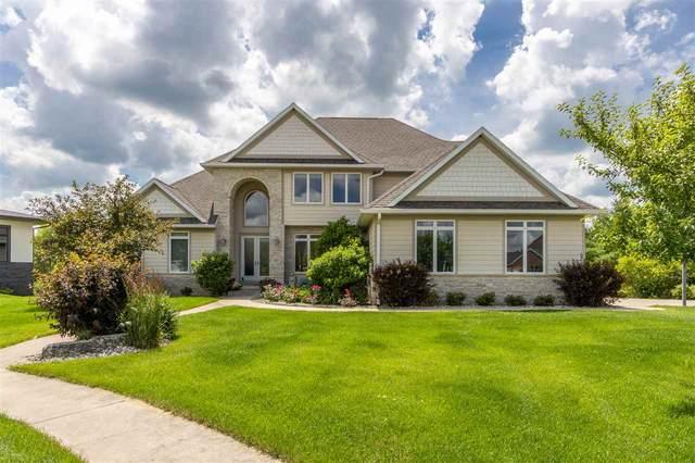 223 Winding Ridge Road, Cedar Falls, IA 50613 (MLS #20202674) :: Amy Wienands Real Estate