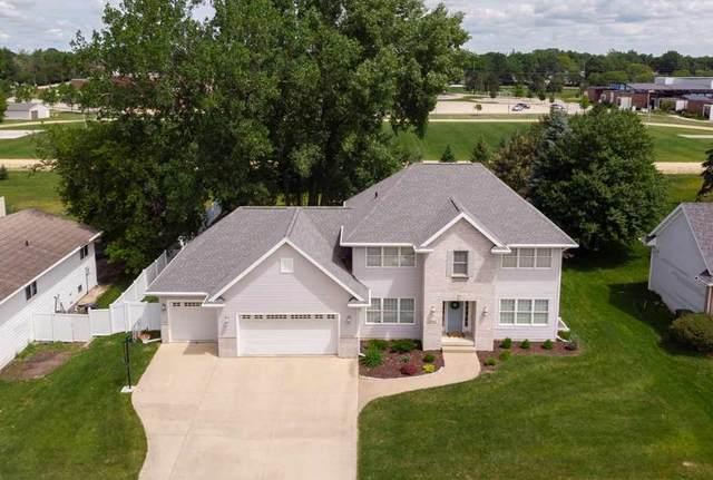 2023 W 8th Street, Cedar Falls, IA 50613 (MLS #20202731) :: Amy Wienands Real Estate