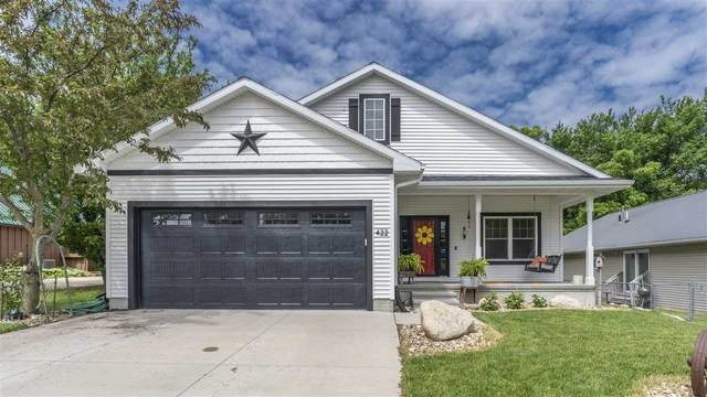 422 Norris Court, Waterloo, IA 50701 (MLS #20202927) :: Amy Wienands Real Estate