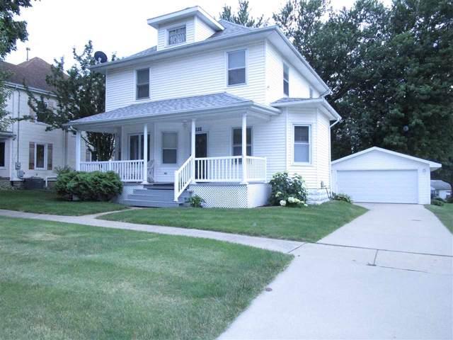 110 Jefferson Street, Hudson, IA 50643 (MLS #20203020) :: Amy Wienands Real Estate