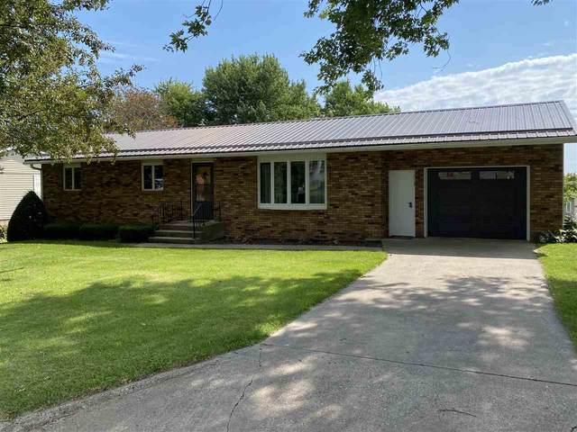713 S Egbert Street, Monona, IA 52159 (MLS #20203340) :: Amy Wienands Real Estate