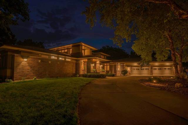 504 N Highland Drive, Cedar Falls, IA 50613 (MLS #20203578) :: Amy Wienands Real Estate