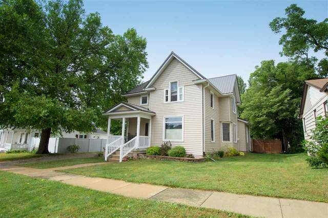205 W Clark St, Calmar, IA 52132 (MLS #20204003) :: Amy Wienands Real Estate