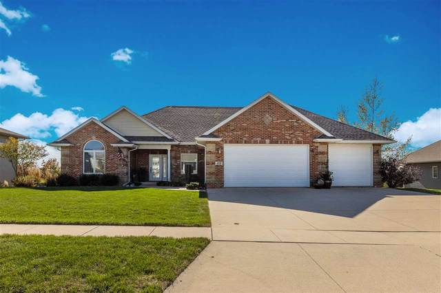 215 Fairway Drive, Dike, IA 50624 (MLS #20205097) :: Amy Wienands Real Estate