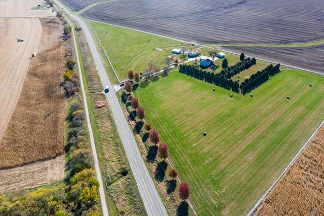25366 Diagonal Road, Grundy Center, IA 50638 (MLS #20205214) :: Amy Wienands Real Estate