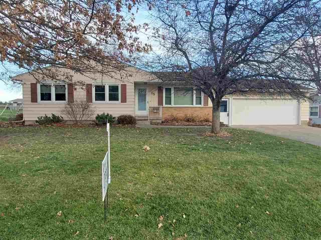 15 Bluff Street, Laporte City, IA 50651 (MLS #20205419) :: Amy Wienands Real Estate