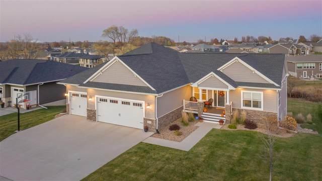 4818 Ironwood Drive, Cedar Falls, IA 50613 (MLS #20205588) :: Amy Wienands Real Estate